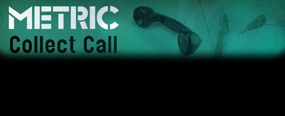 Collect Call [a Metric's song remix]